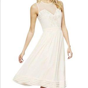 ASOS Ivory Dress